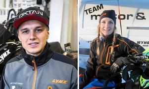 Marcus Ogemar Hellgren och Emilia Dahlgren rivstartade säsongen i USA.Foto: Olof Sjödin/Privat