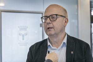 Bosse Svensson (C) kommunalråd i Östersund kommenterar domen i ekobrottsmålet kring Östersundshem.