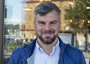 Niclas Nilsson, 32 år, förvaltare, Sundsvall