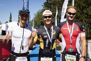 Martin Fredriksson, Magnus Olander och Jakob Karlsson. Foto: Mickan Palmqvist
