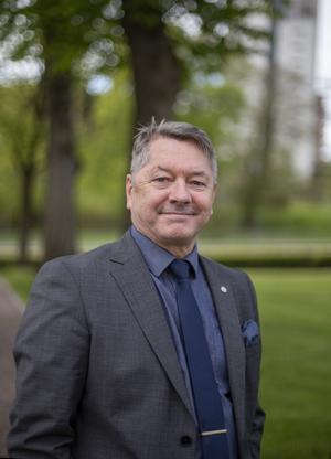 Lars Niklasson, rektor på Högskolan i Skövde. Foto: Högskolan i Skövde