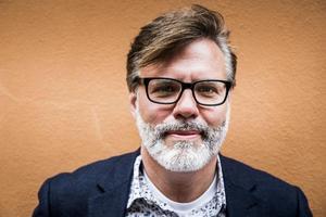 Christer Mattsson forskar kring våldsutövande och rasistiska organisationer. Foto: Pressbild