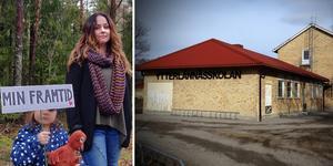 Vi vann inte denna kamp och kommunen kommer inte att göra några besparingar på att lägga ner Ytterlännässkolan, skriver Madeléne Cotz. Bild: Privat och Arkiv