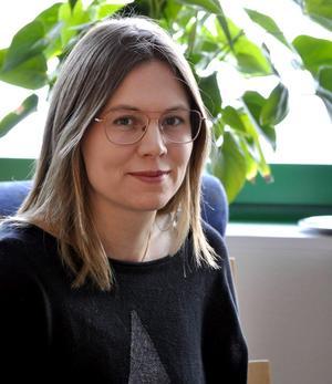 Maria Tempé, biträdande smittskyddsläkare vid Sundsvalls sjukhus.