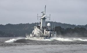 Två korvetter ligger i malpåse, Göteborg och Kalmar. Att i ordningsställa dessa skulle öka förmågan.