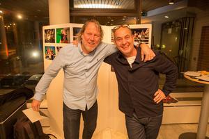 Magnus Grimstedt och Jalmar Carlson.