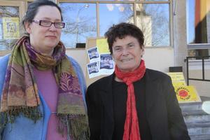 – Media avgör dagordningen, konstaterar Petra Modée och Maj Wechselmann, som hoppas på många reaktioner på filmen Den mänskliga faktorn - Bi åker till Fukushima.