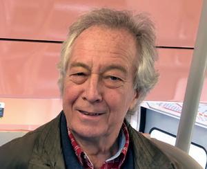 Klas Ruuth avled den 30 januari 2019. Han blev 68 år. Foto: Privat