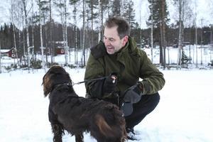 Dahlén kommer ägna sin tid åt att landa i Östersund, packa upp flyttlådor och jaga.
