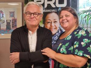 Tord Andersson lämnar över ledarskapet till Karin Nilsson