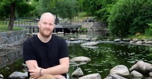 Mikael Strömberg är lockad av de onda varelserna i folktron.