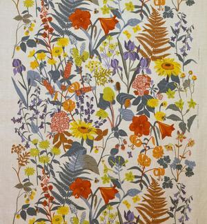 Stugrabatt, komponerad av Gocken Jobs 1951. Finns på Nationalmuseum.