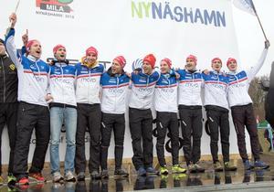 IFK Moras lag: Per Harald Löfgren Johansen, Zsolt Lenkei, Simon Hodler, Sebastian Baumann, Raffael Huber, Florian Attinger, Marek Minar, Vojtech Kettner, Vojtech Kral.
