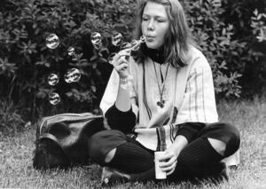 21 juni 1971. En tre dagar lång musikfestival avslutades i Sommarro med en publik av  både
