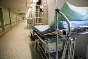 Felställda sjukhussängar i Sundsvall kan ånyo kosta för regionen.