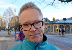 Bo-Göran Andersson, 54 år, brevbärare, Granloholm: