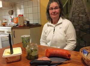 Sedan tre år tillbaka bor familjen Gustafsson i Stumsnäs.