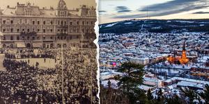 Om två år fyller staden mellan bergen 400 år.