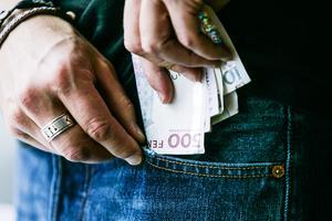 Föreningens kassör misstänks för att ha stulit hundratusentals kronor innan bluffen upptäcktes. Foto: Fredrik Sandberg