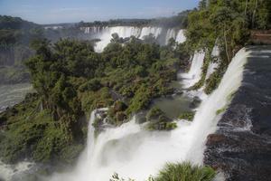 Av alla länder som passerar revy när VM-cirkusen drar förbi, så har Argentina gjort ett starkt intryck på Alvin Östlund. Och dä särskilt den vackara naturen, här i form av de berömda Iguazúfallen.