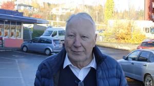 Leif Askerbo, 77 år, pensionär, Timrå.