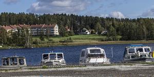Västanfors båtklubb i Fagersta.