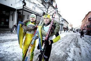 Bland höjdpunkterna i Jörgen Brinks långa karriär finns tre segrar i Vasaloppet: 2010, 2011 och 2012. Bild: TT