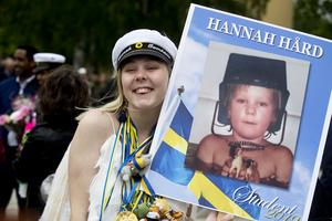 Hannah Hård poträtteras av nära och kära.