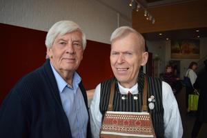 Ulf Caresten och Ulf H Svensson är presschef respektive ordförande för Nordlek.
