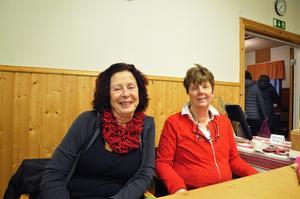 Maj-Britt Östlin och Elisabeth Amrén anordnar julmarknad för 40:e året i rad i Ammer.