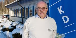 Roy Uppgård har varit med i Kristdemokraterna sedan 2009.