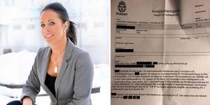 Jenny Örn anmälde en polisman för våldtäkt.  Foto: Privat