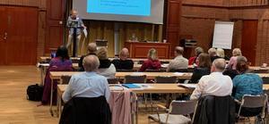 FUB Dalarna har haft informationsträff i Borlänge den 11 september.