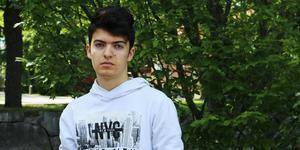 15-åriga Xeyal har inga förhoppningar över sin framtid längre.