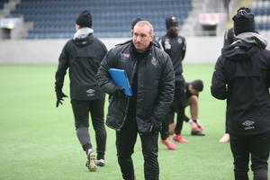 Micke Bengtsson är nöjd med att ha fått in Sebastian Friman till klubben.