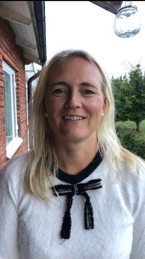 Emma Bernhult är ordförande för Vision i Örebro. Bild: Privat