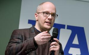 Kenneth Handberg (S).