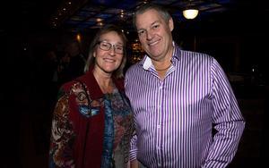 Ann och Tommy Danielsson såg dansbandet för första gången.