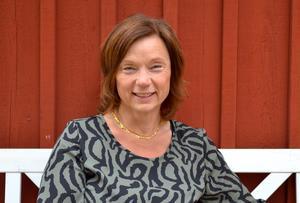 Åsa Larsson.