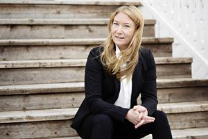 Elin Olofsson. Foto: Anna Rex