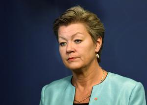 Arbetsmarknadsminister Ylva Johansson (S) har anledning att läsa Riksrevisionens nya rapport om Arbetsförmedlingen noga. Foto: Marko Säävälä