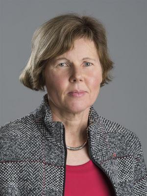 Forskare Ann Albihn, SVA. Foto: Göran Ekeberg, AddLight