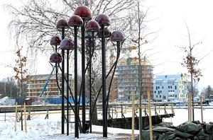 Västerås nya stora offentliga konstverk heter