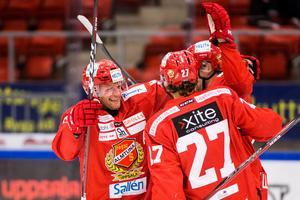 Tony Mårtensson – en attraktion i allsvenskan. Foto: Bildbyrån.