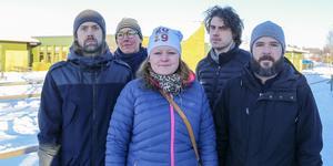 Besvikelse i veckan bland protesterande och överklagande föräldrar på Frösön. Men nu backar skolan - det blir ingen skolflytt.