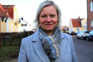 Anna Dahlberg, ordförande Kommunal i Ovansiljan, berättar att medlemmarna är oroliga.