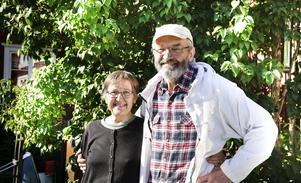 Eva och John Bergström.