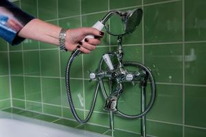 Hyresgästföreningen får in många klagomål som rör brister/skador i badrum.Foto: Nora Lorek / TT