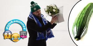 Anders Bruun hamnade i en annorlunda situation under utvisningen i Uljanovsk.