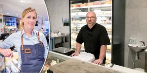 Therese Kristiansson öppnar det nya och utbyggda Turinge ost och vin tillsammans med maken Jonas. Smygöppning sker under onsdagen och invigningen blir på lördag.